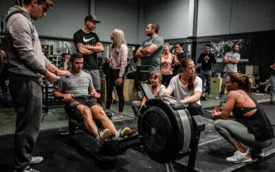 The Crossfit Open 2021
