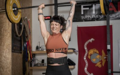 Crossfit Open 21.3+4 – Back to real Crossfit